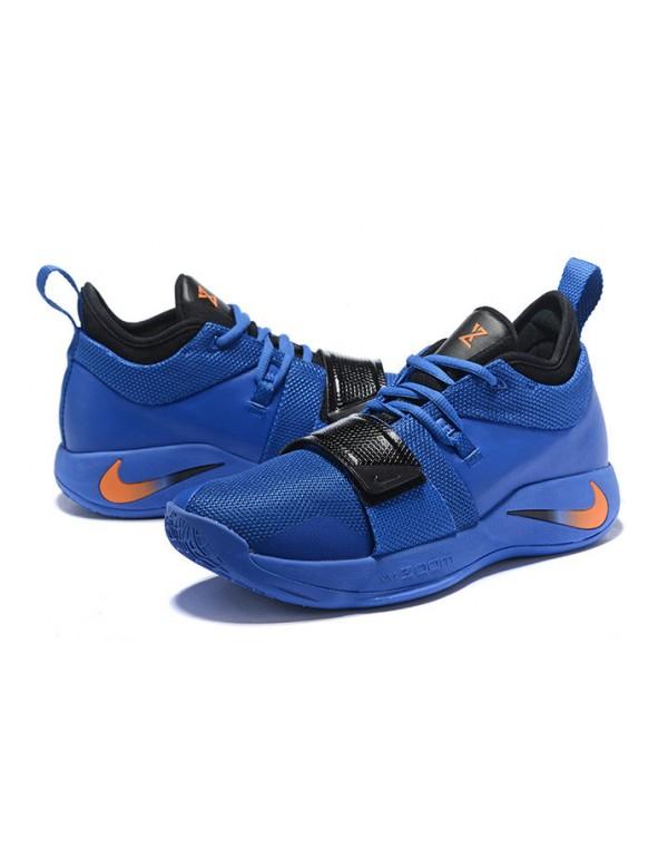 Nike PG 2.5 Royal Blue/Black-Orange
