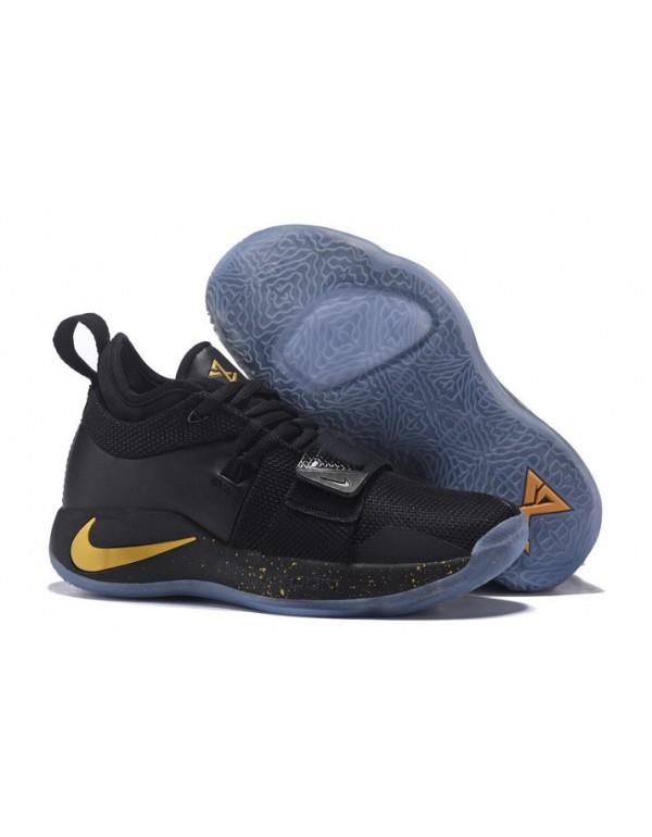 Nike PG 2.5 Black/Metallic Gold