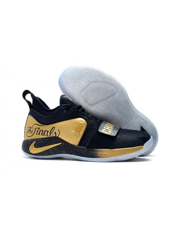 Nike PG 2.5 Midnight Navy/Metallic Gold